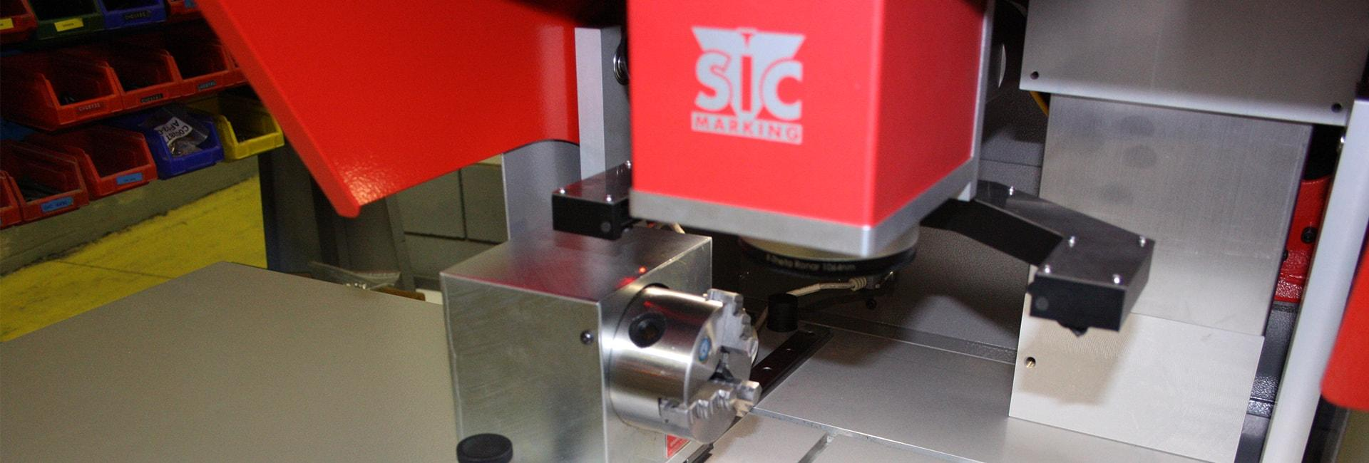 Laser Marking Of Cylindrical Parts Sic Marking