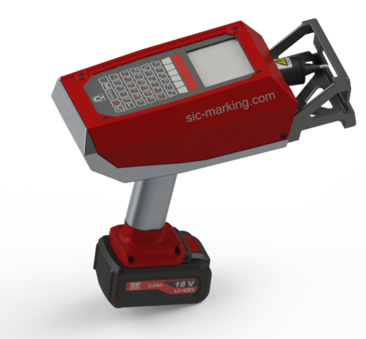 E10 P63 Portable Marking System Sic Marking